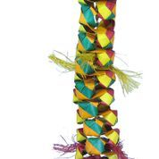 Chewable Basket Weave Bird Toy