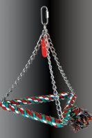 Caitec Rope Triangle Swing 6 Inch