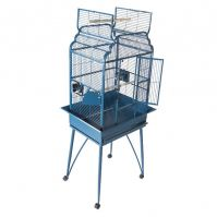 A&E Small Victorian Open Play Top Cage 22 X 17 X 62