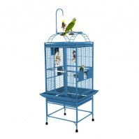 A&E Playtop Cage Medium Powder Coated