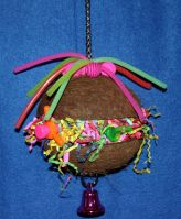 Brainy Bird Toys Coconut Craze