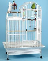 Kings Economy Triple Top Combo Bird Cage 5 Eights Bar Spacing