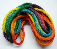 Fun Max Colored Sisal Rope 6 Count X 48 Inches