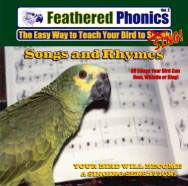 Feathered Phonics CD Volume 2-Songs And Rhymes