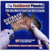 Feathered Phonics Volume 6-Austrailian Outback