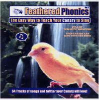 Feathered Phonics CD Volume 7- Teach Your Canary To Sing
