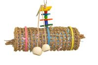 Happy Beaks Vine Mat Roll Forage Toy
