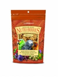 Lafeber's Senior Nutri-Berries Parrot.