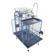 A&E Super Large Spilt Level House Cage with Divider