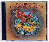 Pet Tapes Canary CD Album