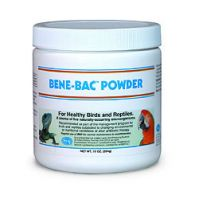 Pink Parrot Bene Bac Plus Powder, 10 Ounce