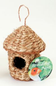 Prevue Pagota Hut, Covered Finch Nest