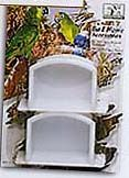 Prevue Winged Plastic Cups 2 Pack