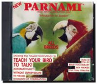 Parnami-Teach Your Bird To Talk CD