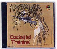 Pet Tapes Cockatiel Speech Training CD And Booklet.