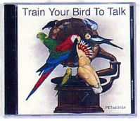 Pet Tapes, Train Your Bird To Talk CD