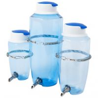 Lixit Quick Fill Water Bottles, 10, 20, Or 33 Ounce