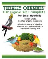 Totally Organics Crumlets For Small Hookbills 3 Lbs
