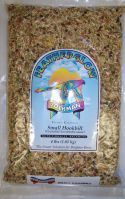 Featherglow Seed Mixture, Small Hookbill, Or Large Parrot, 4 Lb. Bag.
