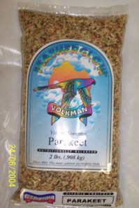 Featherglow Seed Mixture, Canary-Finch & Parakeet, 2 Lbs