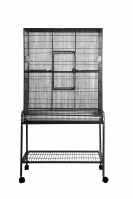A&E Flight Cage  #1331-Size 32 X 21 X 63 (Color Choice: Black)