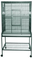 A&E Flight Cage  #1331-Size 32 X 21 X 63 (Color Choice: Green)