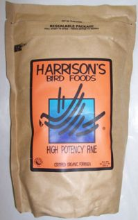 Harrison's High Potency Fine In 1, 5, & 25 Lb Bags. (High Potency Fine, Choose Size.: 1 Lb Bag)