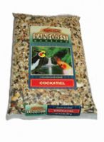 Kaylor Rainforest Cockatiel In Three sizes (Rainforest Cockatiel, Choose Bag Size: 2 Lbs, (KRF502))