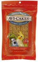 Lafeber's Avi Cakes, Small Bird & Small Or Large Parrot (Avi Cakes, Choose Species Group: Small Birds 8 Ounces)