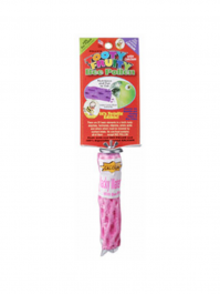 Polly's Tooty Fruity Bee Pollen Perch,  Small, Medium , Large (Tooty Fruity Perch,Choose Perch Size: Small-PPP51006)