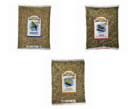 Kaylor Sweet Harvest Vitamin Enriched Small Birds 4 Lbs. (Sweet Harvest Small Birds, 4 Lbs, Choose Species:: KV0304-Parakeet)