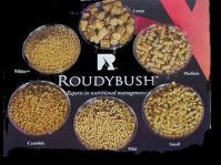 Roudybush Daily Maintenance Half Pound (Maintenance .5 Lb Choose Pellet Size: Nibbles)